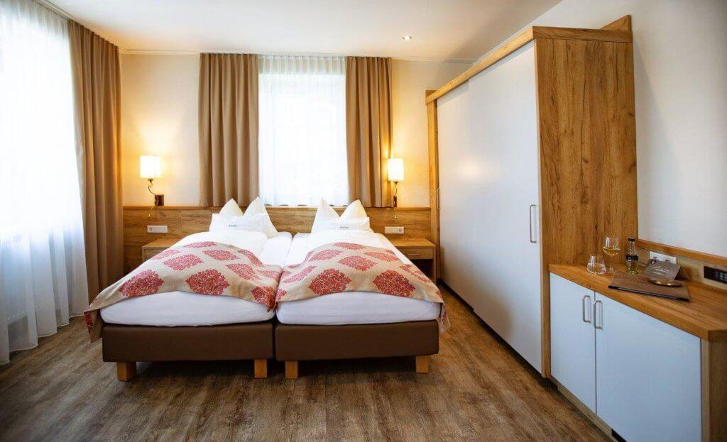 Doppelzimmer Dependance